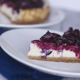 Healthy Cheesecake with Cottage Cheese.