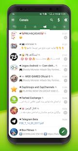 Zap Zap Messenger - náhled
