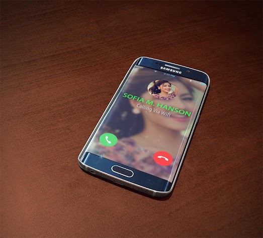 Calls with Wifi Unlimited app Screenshot