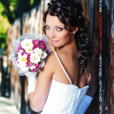 Wedding photographer Sergey Baluev (sergeua). Photo of 15.08.2015