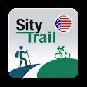 SityTrail USA - hiking GPS