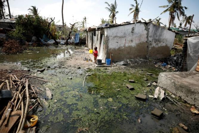 Mozambique, dos semanas después del ciclón Idai