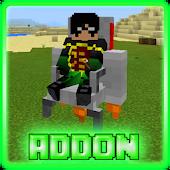Tải Redstone Mech Addon for MCPE miễn phí