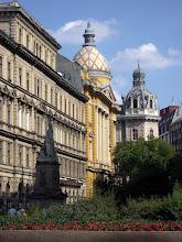 Photo: Egyetemi Könyvtár a Ferenciek terén