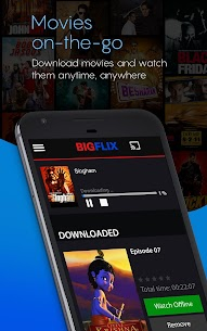 BIGFLIX App Download For Android and iPhone 6
