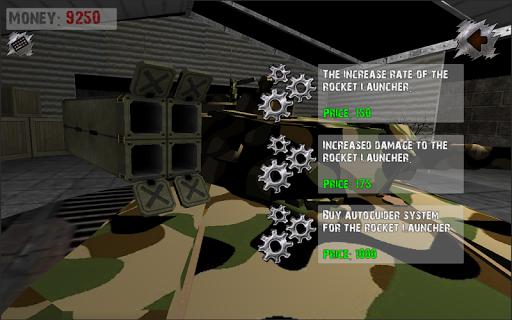 Full Metal Armor Battle Tanks