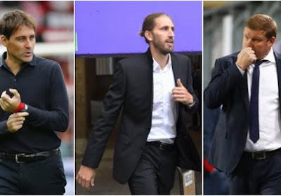 Weiler, Frutos en Vanhaezebrouck deden rare dingen in de Champions League