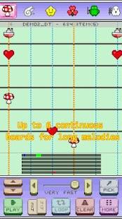 Melody Maker XD Screenshot