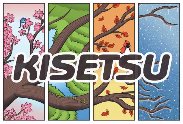 Kisetsu, las cuatro estaciones en Japón.