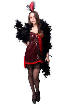 Dräkt, Showgirl