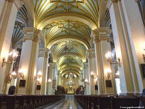 Photo: #013-Lima. La Cathédrale de San Juan Evangelista.