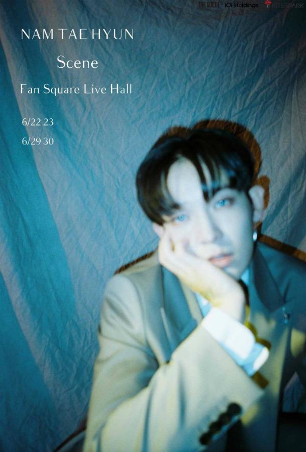 nam taehyun concert 2