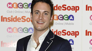 Gary Lucy's mother convinced him to take daring storyline