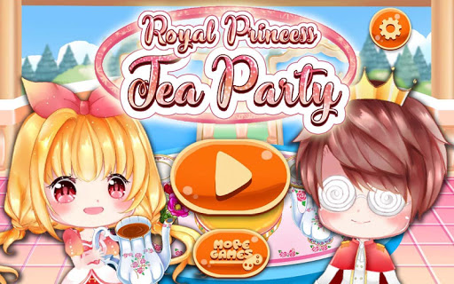 Royal Princess Tea Party Design and Decoration 1.1 screenshots 16