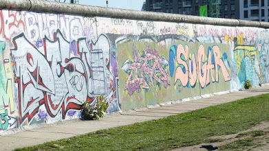 Photo: Backyard East Side Gallery; SUGAR et al.
