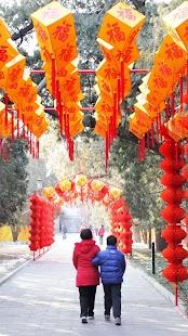 Čínský Nový Rok Živé Tapety - náhled