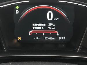 シビック FK7 のカスタム事例画像 shogo_kさんの2019年02月08日10:19の投稿