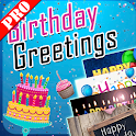 Birthday Greeting eCards Pro icon