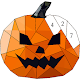 Halloween Poly Art: Color by Number, Coloring Book apk