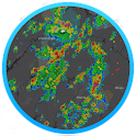 Simply Weather Radar icon