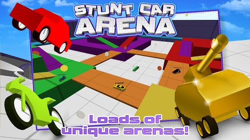 Stunt Car Arena Paid