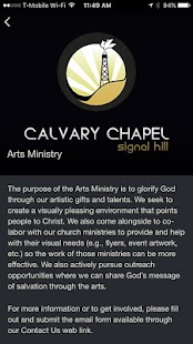 Calvary Chapel Signal Hill- screenshot thumbnail
