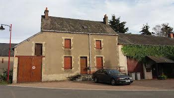 maison à Saint-Péreuse (58)