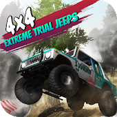 4x4 Extreme Trial Jeeps (Big Open Sandbox)