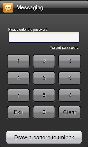 App Lock screenshot 1