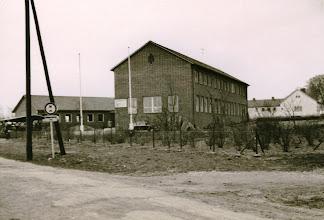 Photo: Schule an der Esterholzer Straße 71 im Jahr 1966