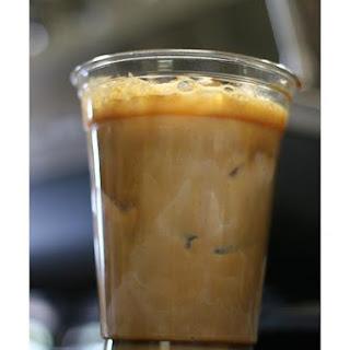 Iced Espresso Latte