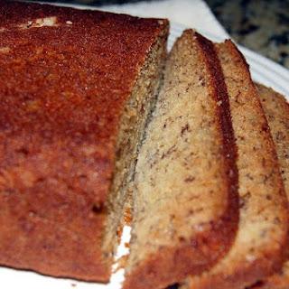Super Easy Banana Bread (No mixer needed).