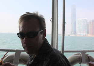 Photo: Day 200 - On the Star Ferry