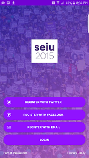 SEIU Local 2015- screenshot thumbnail