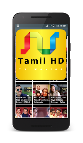 android Tamil Movies TV-HD Screenshot 2