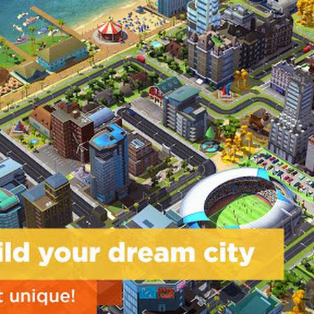 SimCity BuildIt v1.16.94.58291 (Mod)