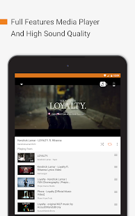 App Free Music: Unlimited for YouTube Stream Player APK for Windows Phone