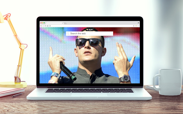 DJ Snake Wallpapers New Tab Theme