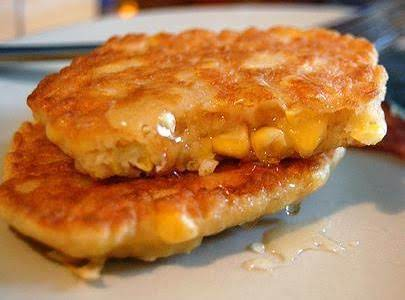 Amish Corn Fritters Recipe