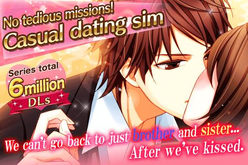 Otome games dating sim: Forbidden Love 1.4.1 screenshots 1
