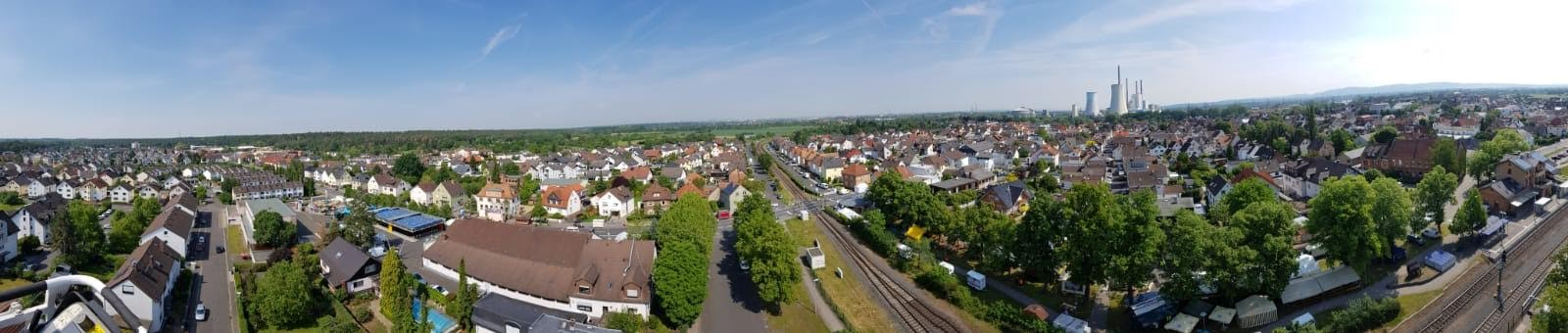 Luftaufnahme Hainburg
