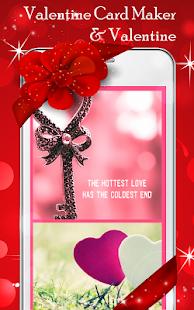 Valentine Card Maker & Valentine Cards - náhled