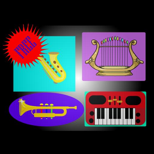 Musical instruments 音樂 App LOGO-APP開箱王