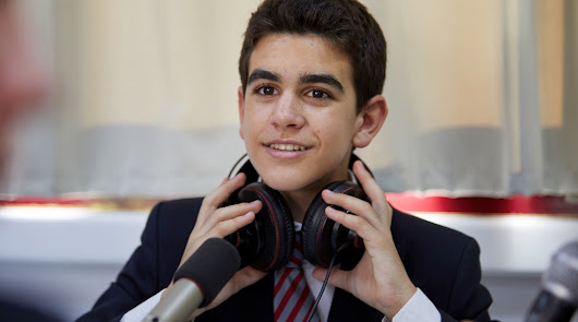 Un joven almeriense logra la máxima nota del mundo en Bachillerato Internacional