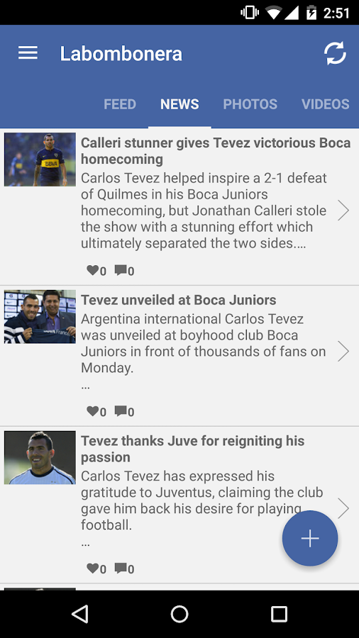 La Bombonera Boca Juniors Fans- screenshot