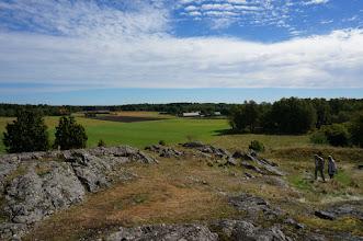 Photo: Vikingastaden Birka på Björkö. Adelsö socken, Ekerö kommun, Uppland. 20160830. © Sven Olsson (e-post: kosmografiska@gmail.com)