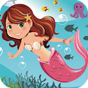 Little Mermaid Puzzle for Kids icon