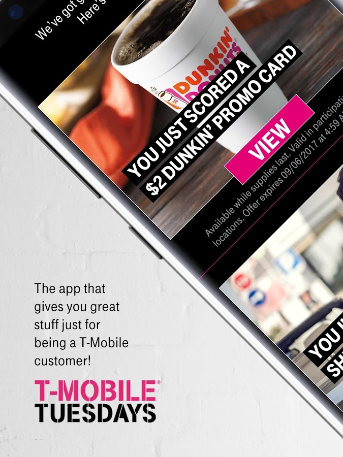 T-Mobile Tuesdays- screenshot