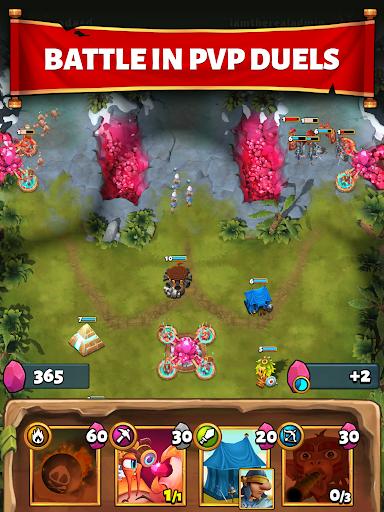 Dynasty Duels - RTS Game  screenshots 6