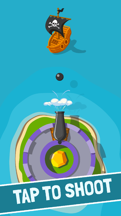 Spinny Cannon- screenshot